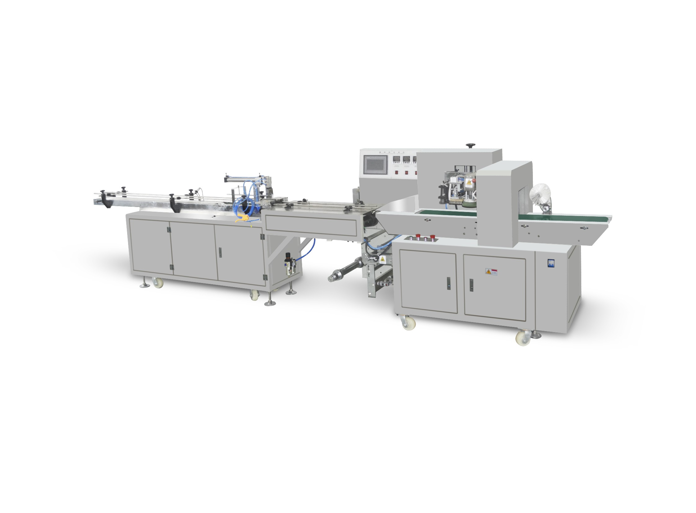 Single Row Cup Packing Machine