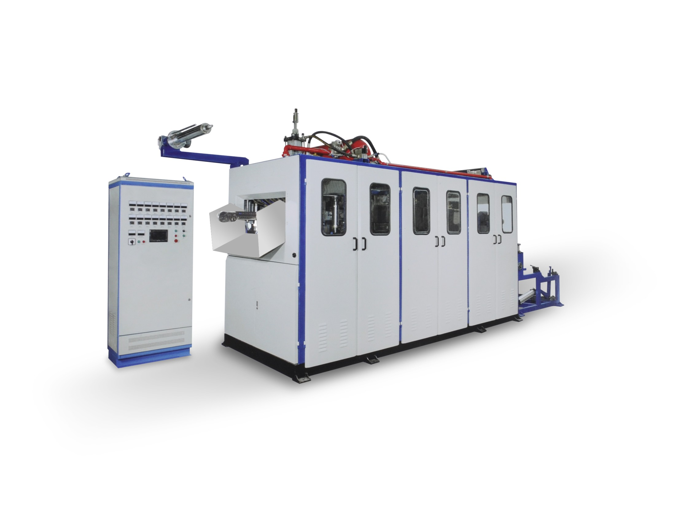 GCF-850 -Servo type Plastic cup making machine